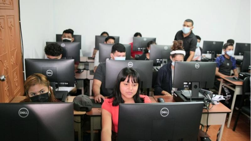 INATEC continúa fortaleciendo la educación técnica en el país Managua. Radio La Primerísima