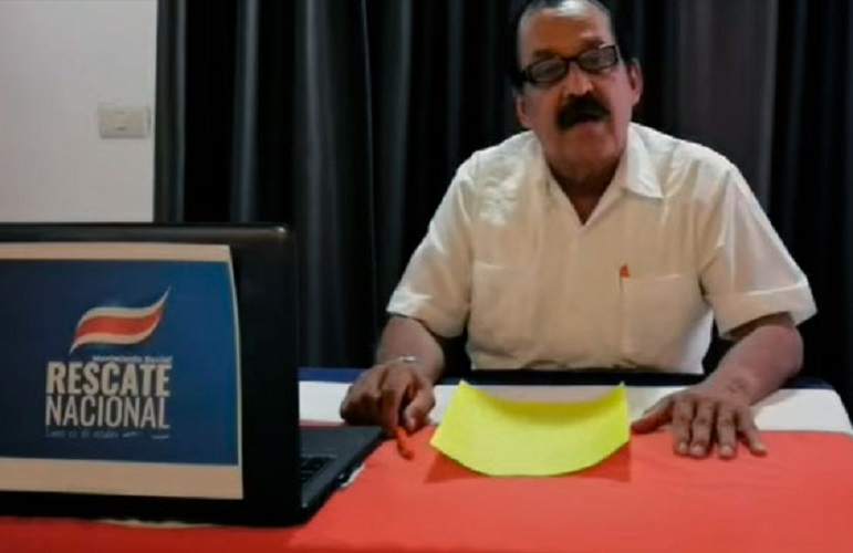 Líder social convoca a huelgas en Costa Rica San José. Prensa Latina