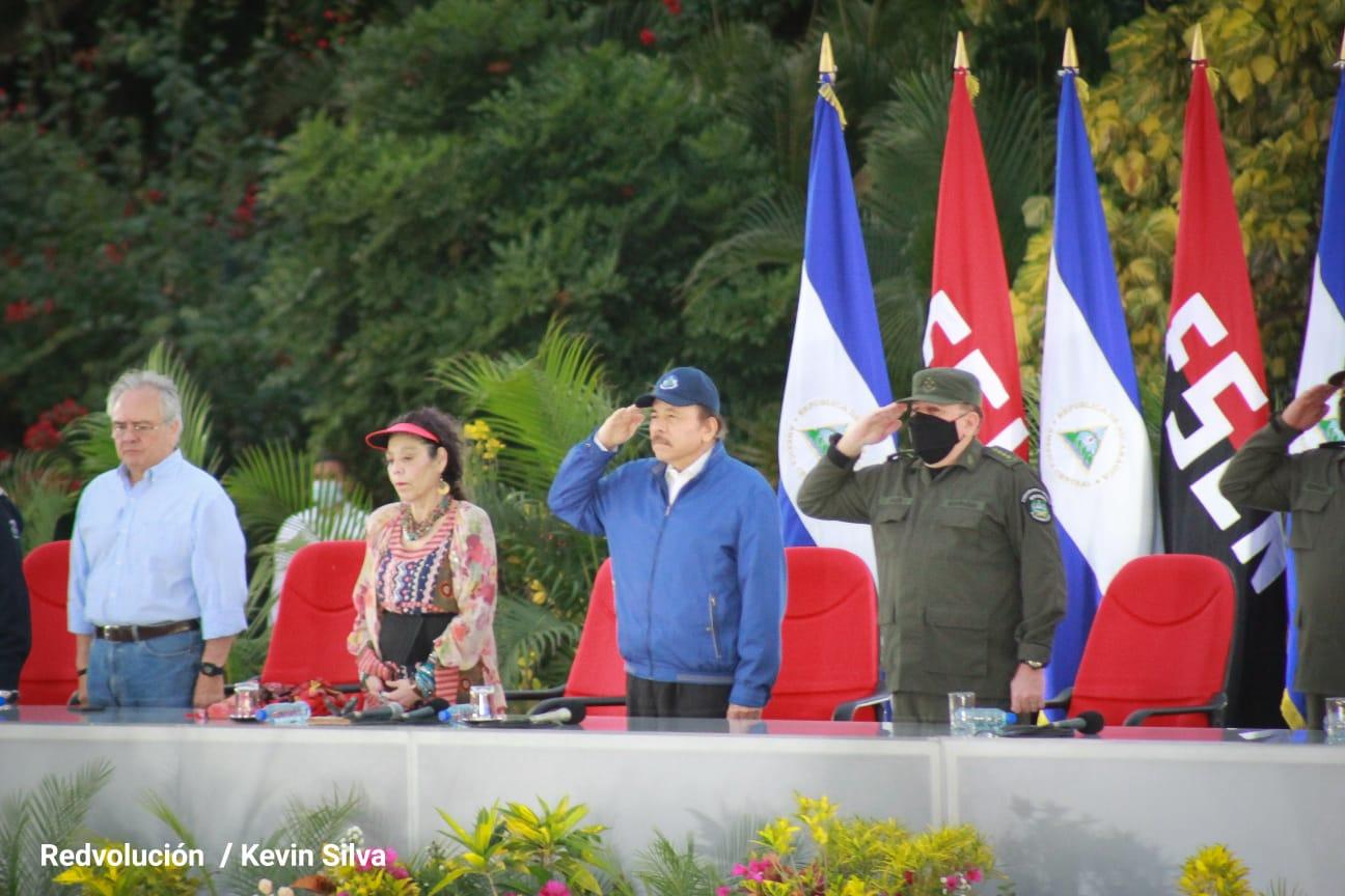«Ser patriota es tener dignidad, igual que Sandino» Managua. Radio La Primerísima