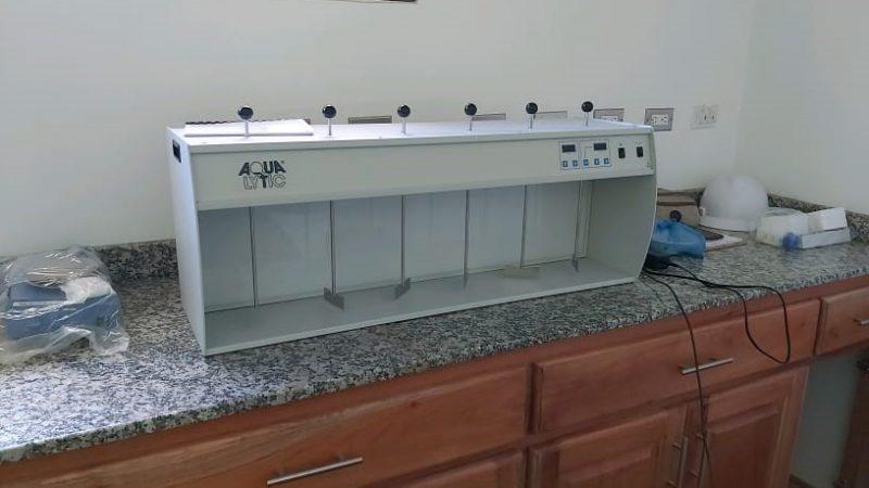 ENACAL equipa nuevo laboratorio de agua en Bluefields Managua. Radio La Primerísima