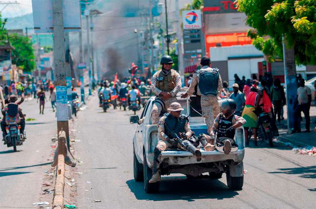 Haití investiga secuestro de dos dominicanos Puerto Príncipe. Prensa Latina
