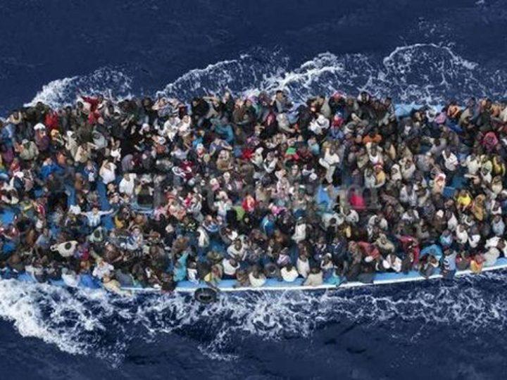 Fallecen al menos 41 migrantes en el Mediterráneo
