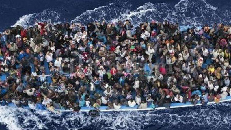 Fallecen al menos 41 migrantes en el Mediterráneo Agencia