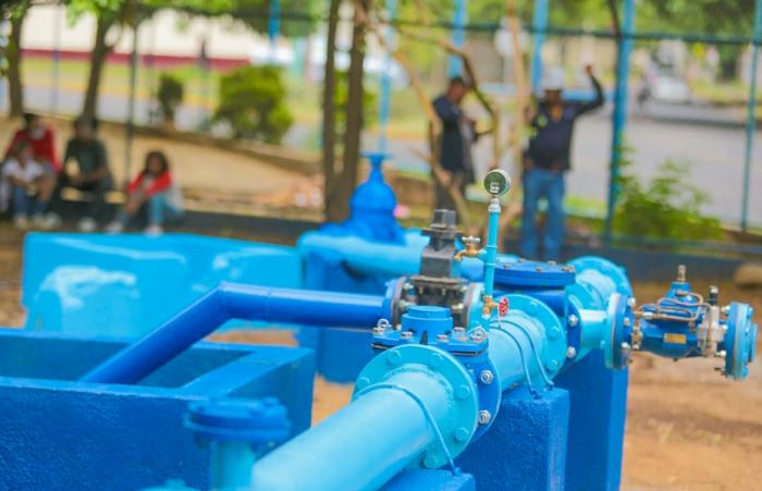 Familias de El Dorado contarán con mejor servicio de agua potable Managua. Jerson Dumas/ La Primerísima