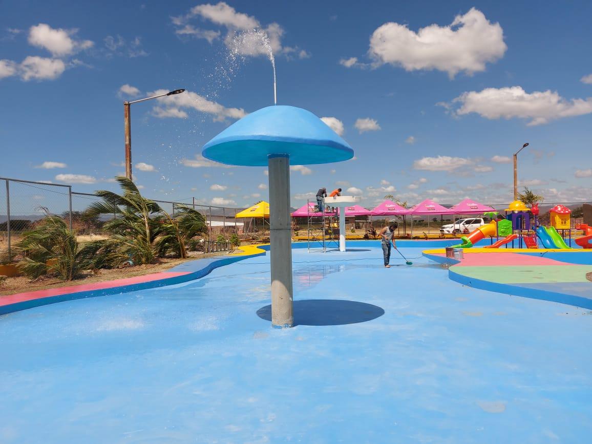 Anuncian inauguración de parque acuático en Sébaco Managua. Radio La Primerísima
