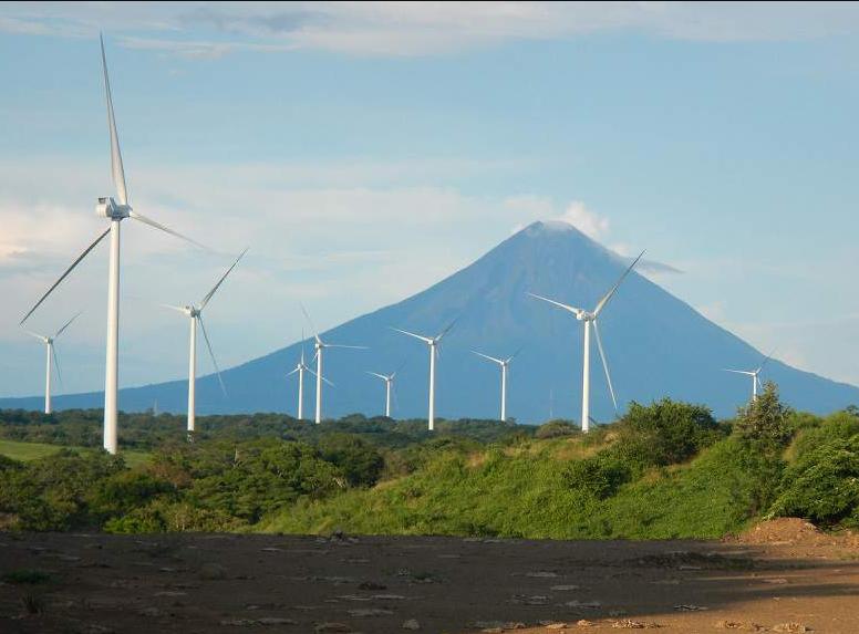 Generación renovable supera el 86% Managua. Informe Pastrán