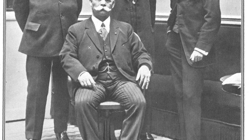 Breve visión humana y política de Rubén Darío Por Ricardo D. Avilés Salmerón | Docente del Departamento de Historia UNAN-Managua