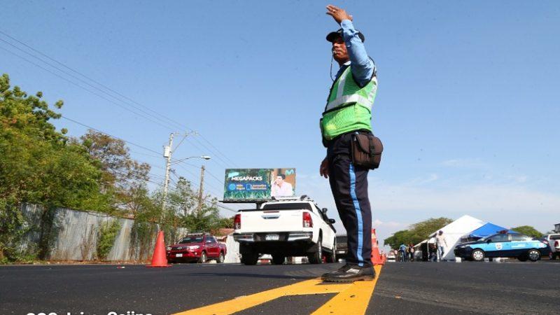 Tres personas fallecieron en accidentes de tránsito este sábado Managua. Radio La Primerísima