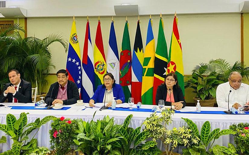 Destacan logros del ALBA-TCP en educación Managua. Radio La Primerísima
