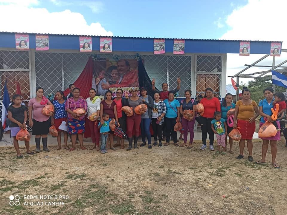 Realizan mejoramiento de centro escolar en Bonanza Managua. Radio La Primerísima