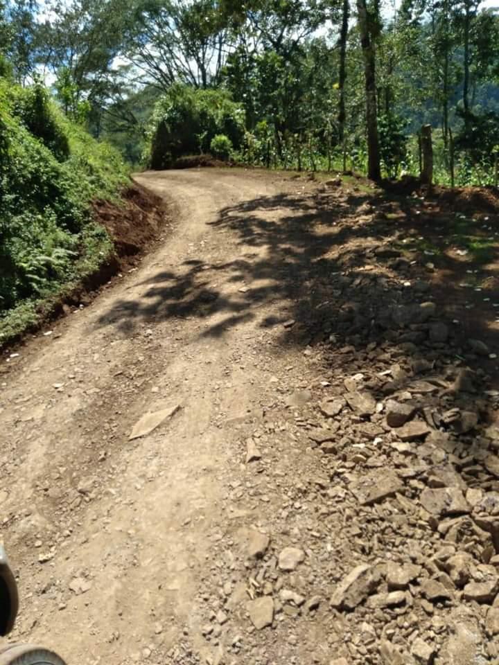 Familias de Matiguás cuentan con mejores caminos rurales Managua. Radio La Primerísima