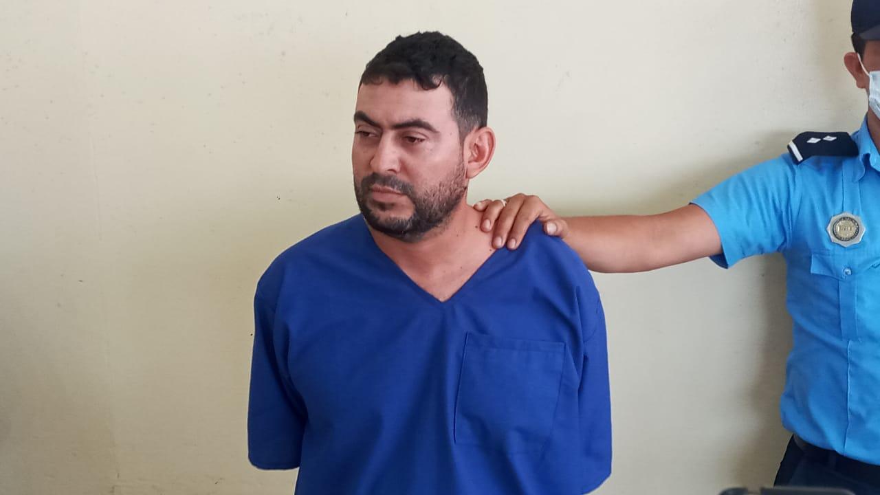 Capturan a sujeto con 1 kilo de cocaína en Carazo Carazo. Manuel Aguilar/ La Primerísima