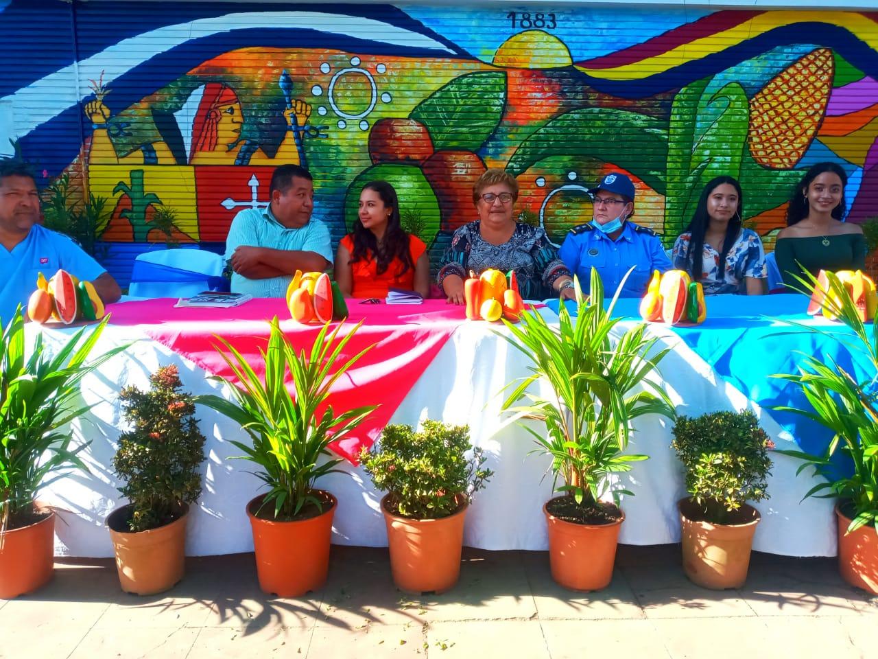 Anuncian cartelera de actividades para este verano en Carazo Carazo. Manuel Aguilar/ La Primerísima