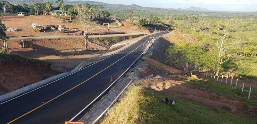 Construyen obra de mitigación entre Juigalpa y El Rama Managua. Radio La Primerísima