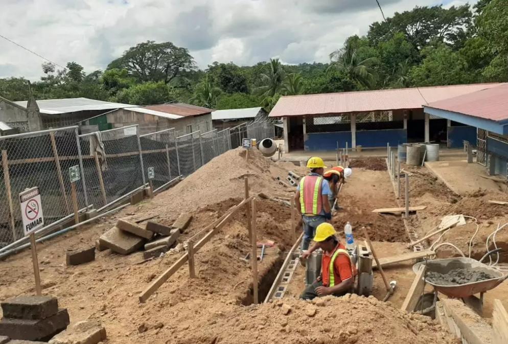 Invertirán 44 millones de córdobas en infraestructura escolar Managua. Douglas Midence/ Radio La Primerísima