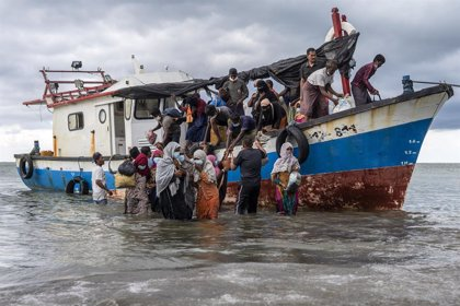 Malasia deporta a cientos de migrantes a Myanmar Agencia