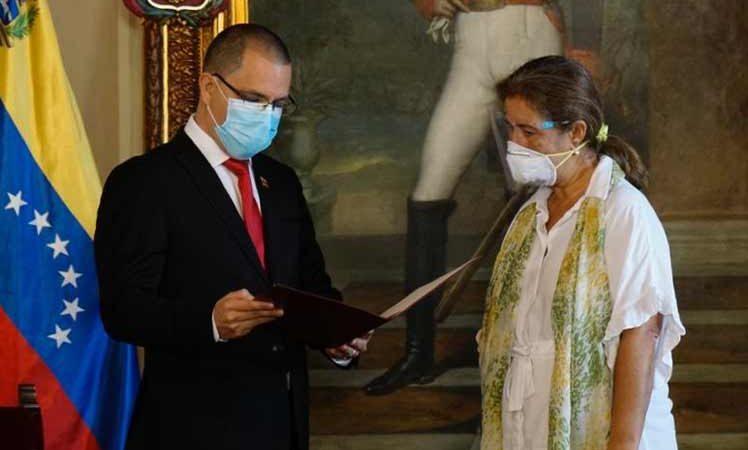 Venezuela expulsa a embajadora de Unión Europea por injerencista Fabrizio Casari/ La Primerísima