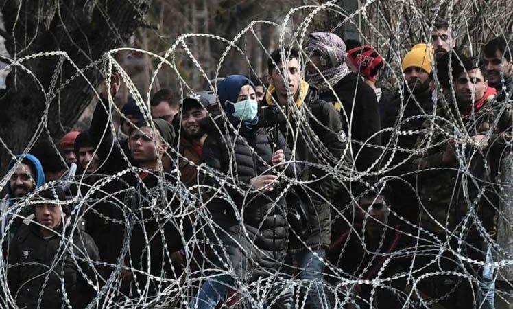Nueva protesta de migrantes en Tenerife Agencia