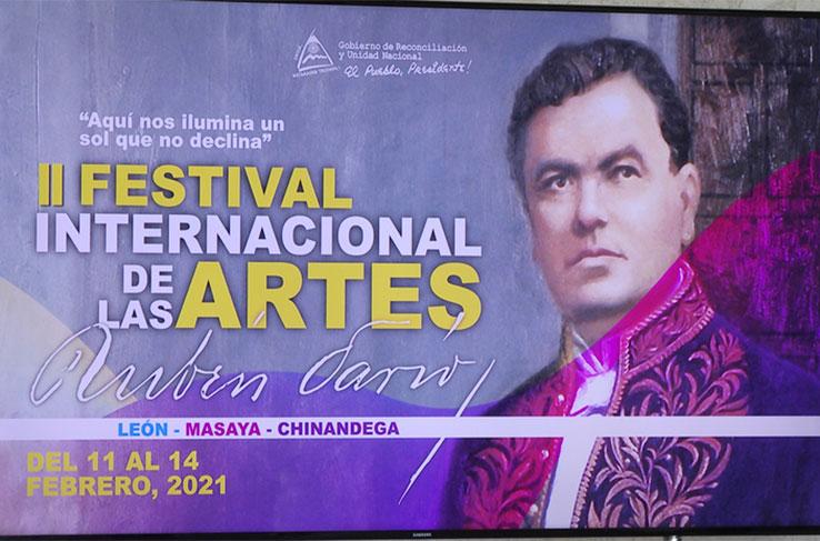 """Anuncian II Festival Internacional de las Artes """"Rubén Darío"""" Managua. Radio La Primerísima"""