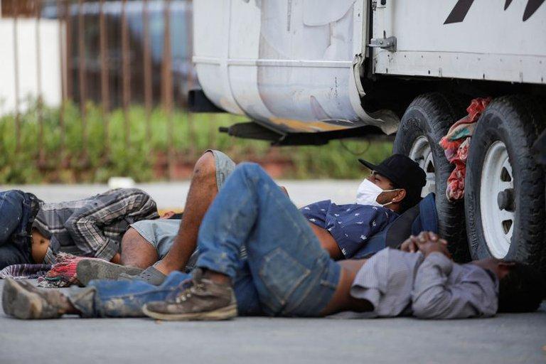 Migrantes en México recibirán dosis contra Covid-19 Agencia