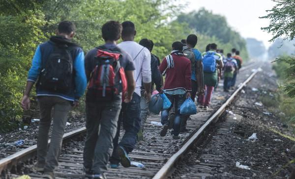 Caravanas migrantes de Centroamérica aumentaron por el Covid-19 Agencia