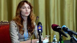 Relatora de ONU insta a EEUU levantar sanciones contra Venezuela Caracas. Prensa Latina