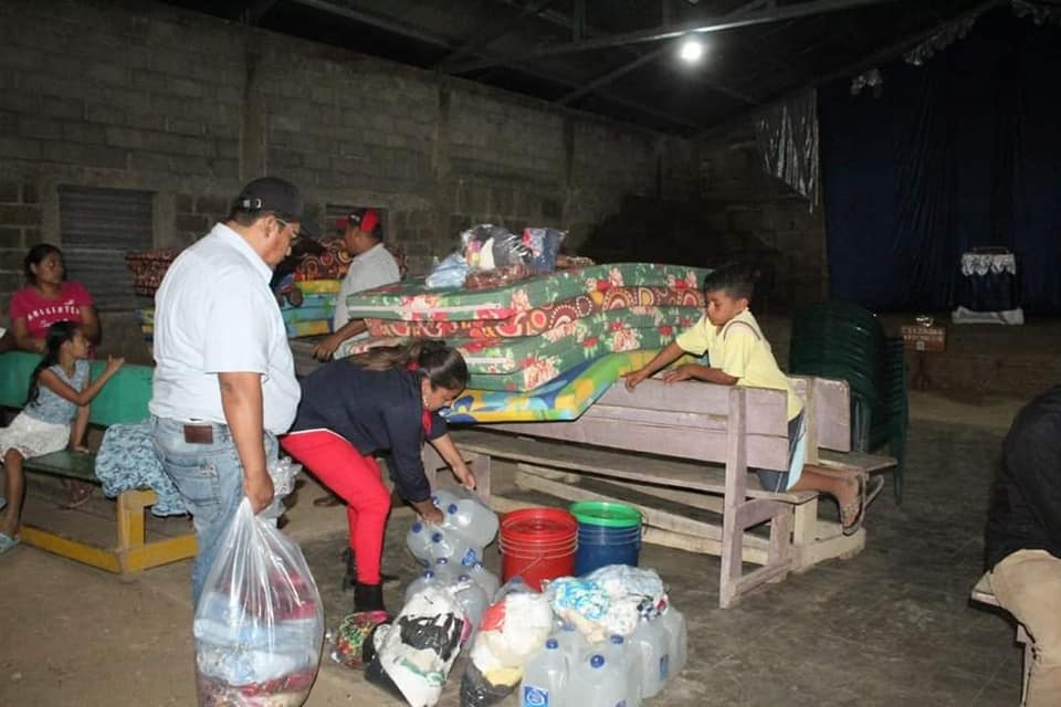 Atención inmediata a familias afectadas por incendio en Siuna Managua. Radio La Primerísima