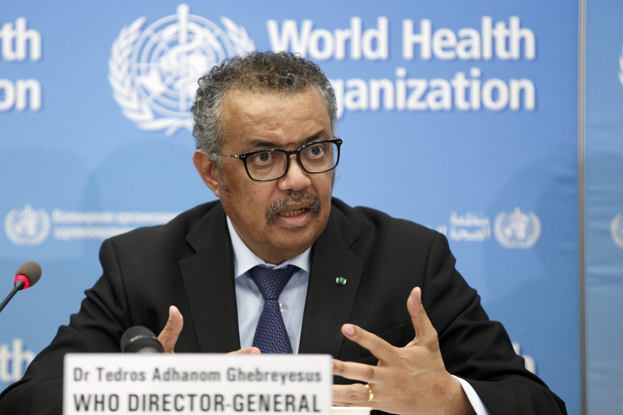 OMS acusa a países ricos de interferir en acceso a vacunas Ginebra, Suiza. Agencias