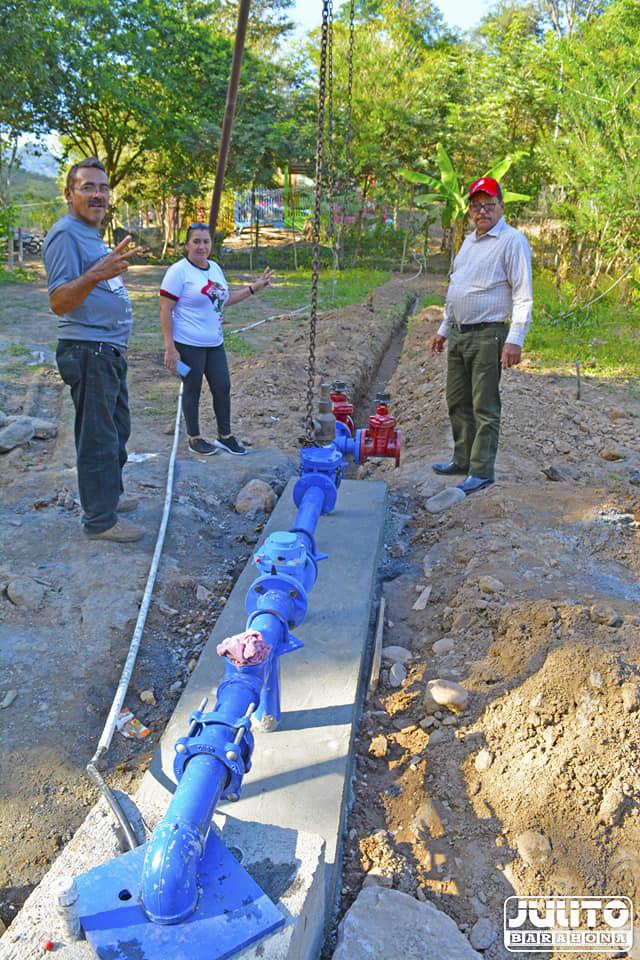 Lista rehabilitación del sistema de agua en Wiwilí Managua. Radio La Primerísima