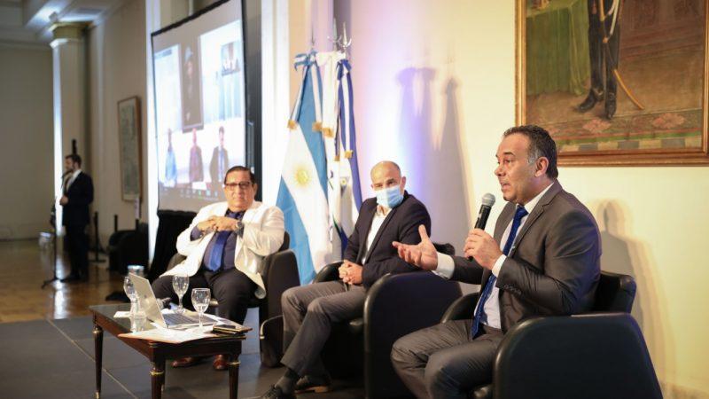 Nicaragua y Argentina analizan oportunidades de más comercio e inversión Managua. Radio La Primerísima