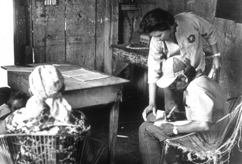 Recuerdan 41 años del inicio de alfabetización Managua. Radio La Primerísima