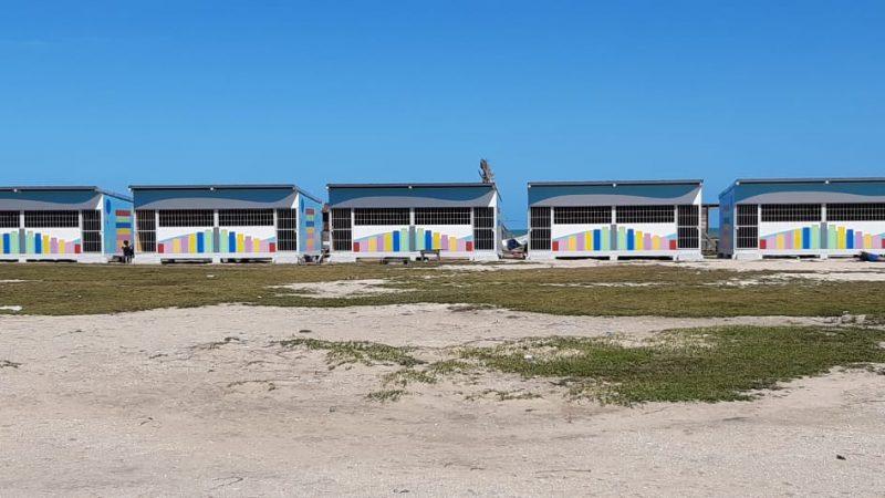 Inauguran aulas prefabricadas en Haulover Managua. Radio La Primerísima