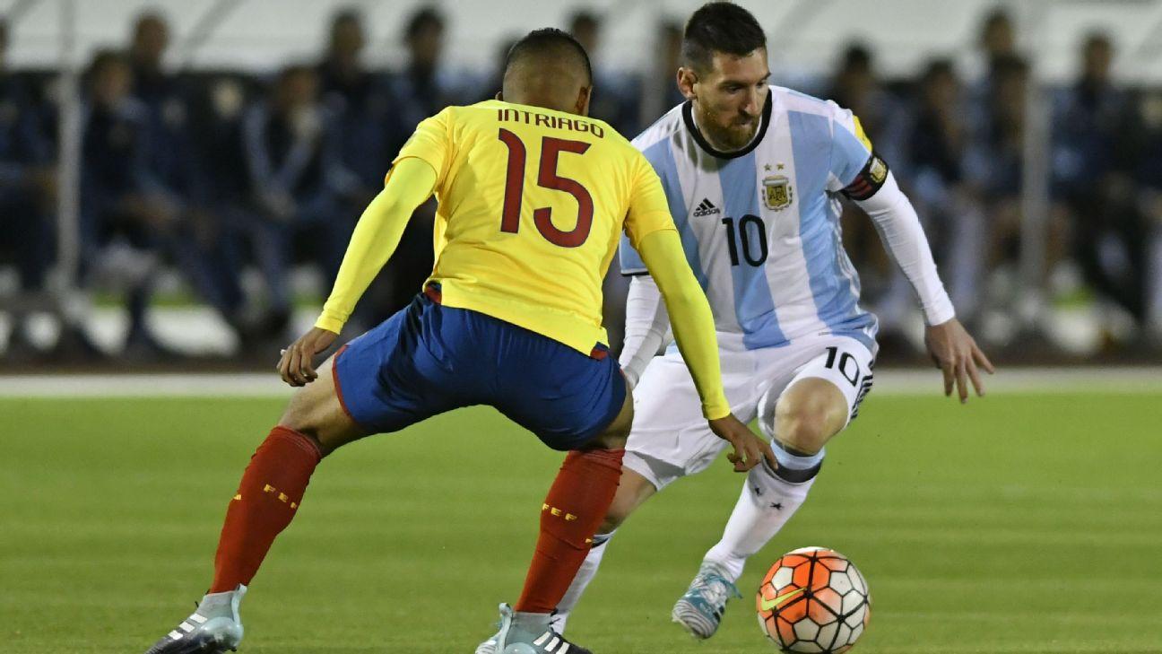 CONMEBOL ratifica calendario de Copa América AP