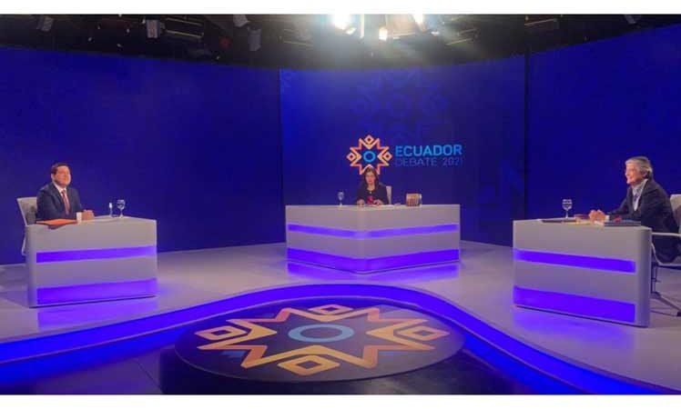 Debate electoral en Ecuador sienta bases para decisión de votantes Quito. Prensa Latina