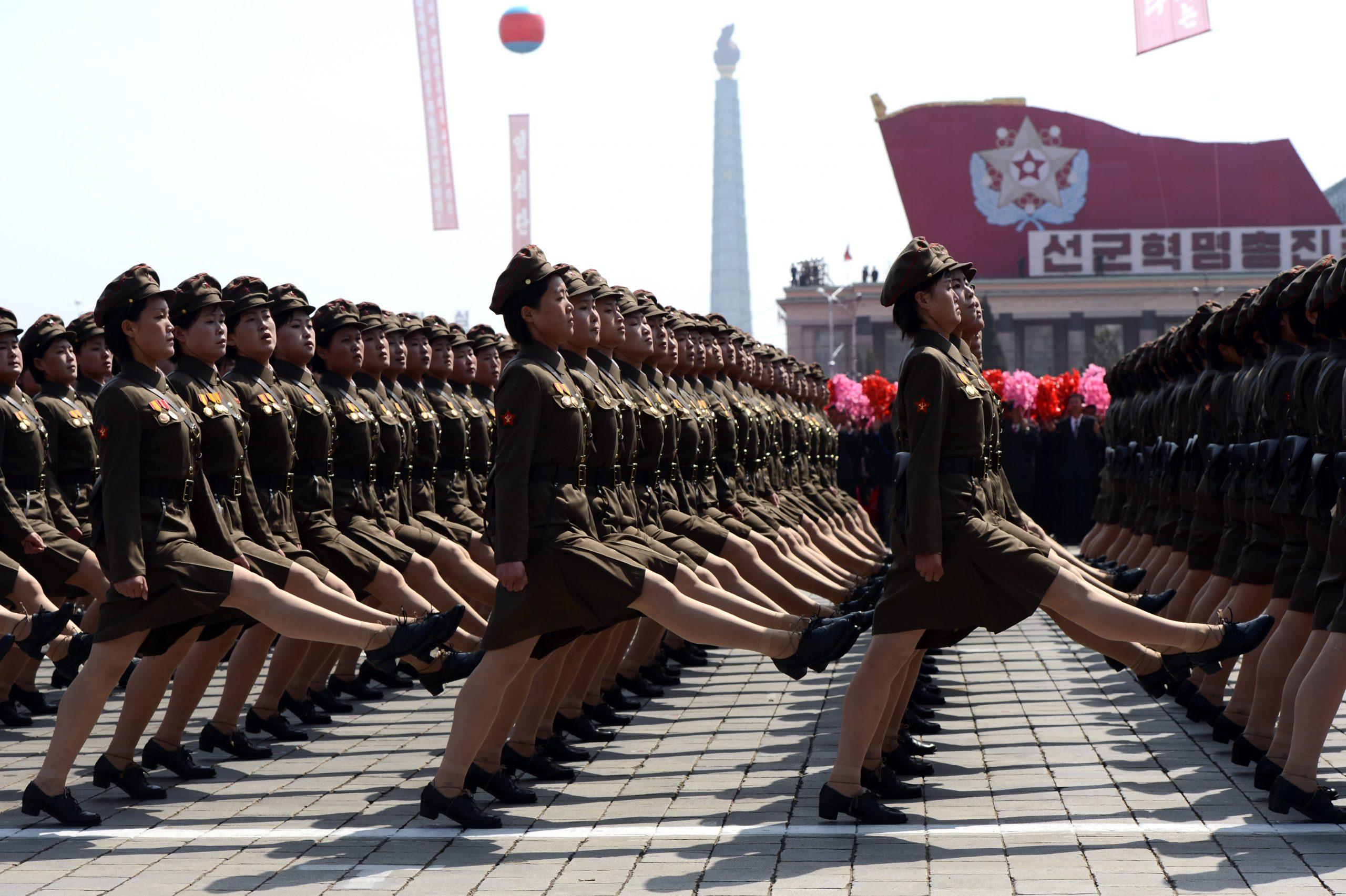 Corea Democrática firme frente a EEUU Por Denis Lukyanov | Sputnik, Rusia
