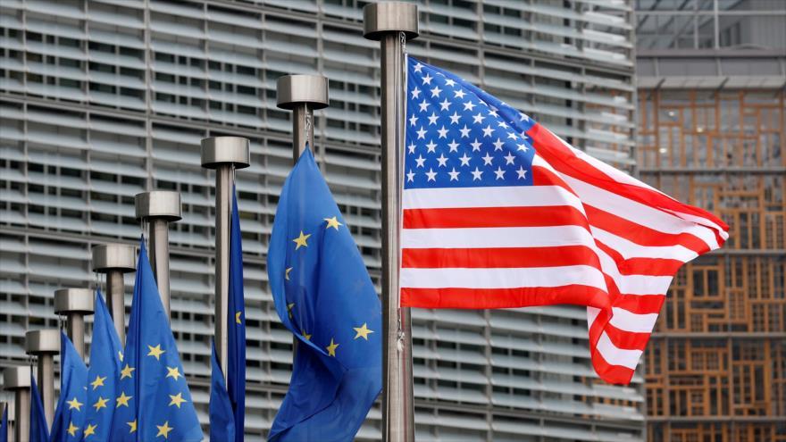 Unión Europea: el verdadero patio trasero de EEUU Por Carlos Santa María | Hispan TV, Irán