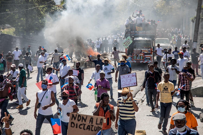 Los «Fantasmas» de Puerto Príncipe: Telesur