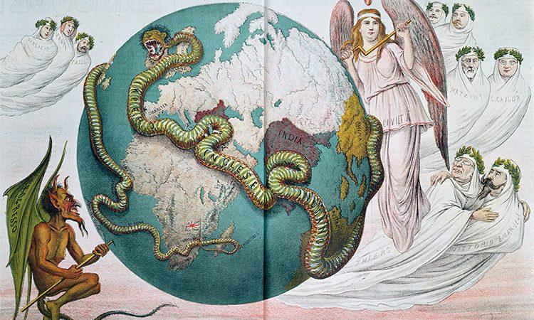 Las relaciones internacionales según Antony Blinken Por Thierry Meyssan | Red Voltaire, Francia