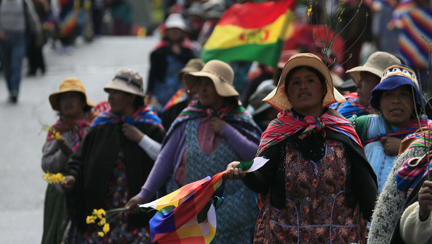 Tres indicios sobre el golpe suave que se gesta en Bolivia Misión Verdad, Venezuela