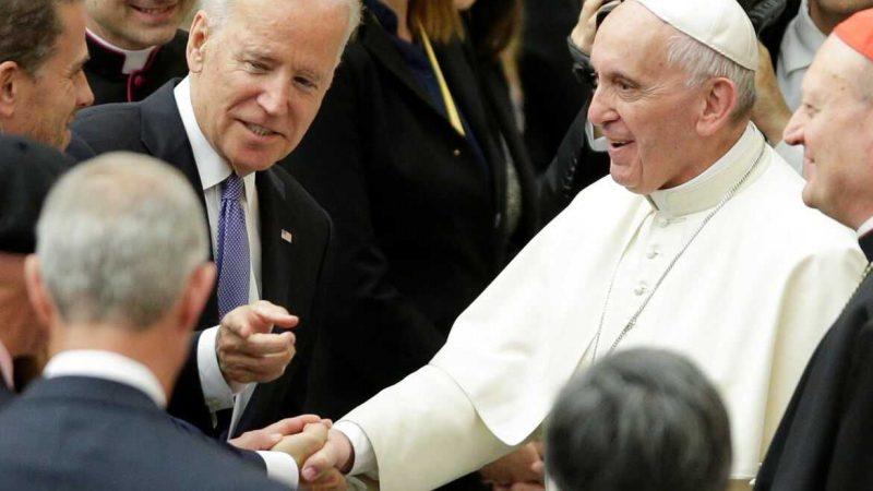 Alianza infame: Vaticano, Biden y la OTAN Por Nazanín Armanian | Diario digital Público, España