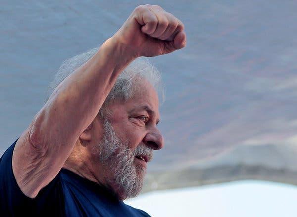 Anulan condenas contra Lula da Silva Brasilia. Agencias