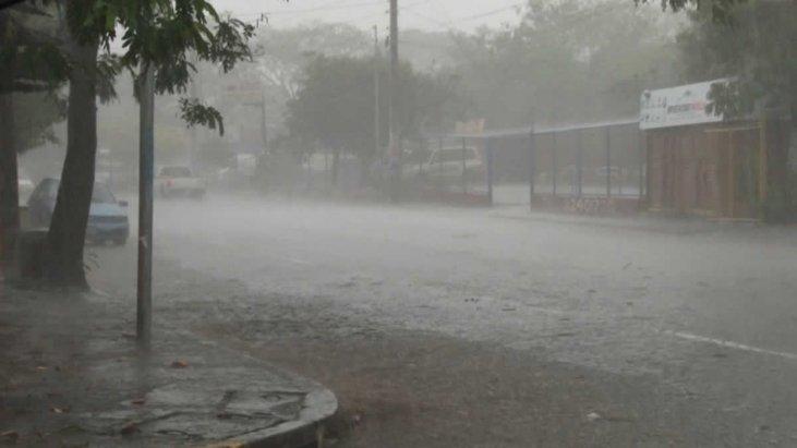 Cielos nublados y lluvias débiles en las próximas horas Managua. Radio La Primerísima