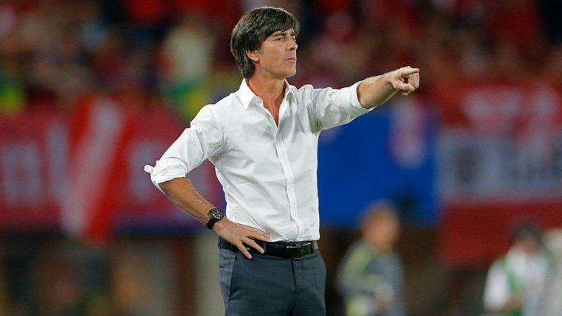 Löw dejará la selección de Alemania tras la Eurocopa AP