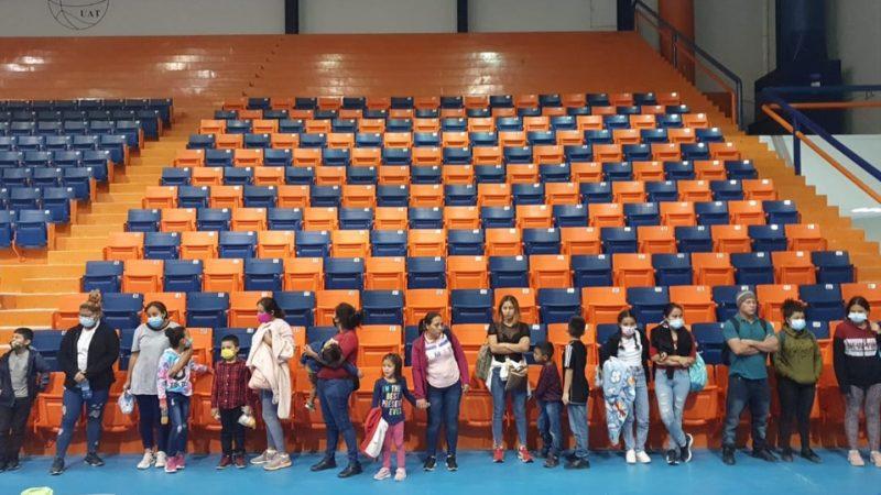 Tamaulipas habilita albergue para migrantes varados en Reynosa Agencia