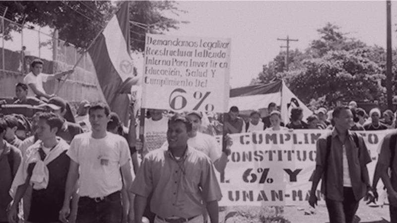 Los héroes y mártires universitarios de nuestra historia José Martí  Por Ricardo D. Avilés Salmerón, docente del Departamento de Historia UNAN–Managua