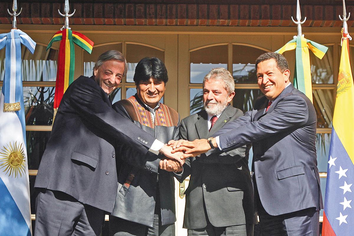 Chávez y la derrota del ALCA Por Edgar Palazio Galo
