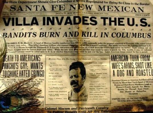El día que Pancho Villa invadió EEUU Por Renán Vega Cantor | Txalaparta, Euskal Herría
