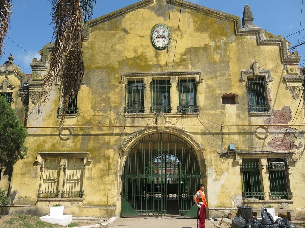 Penal de Coronda en Santa Fe, Argentina