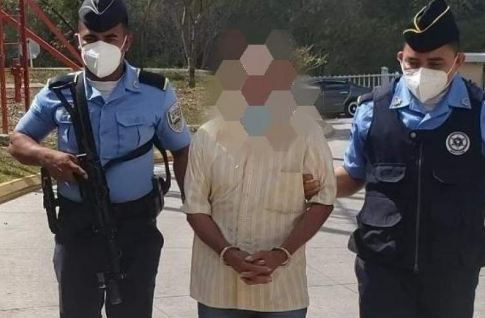 Capturan a abuelo por abusar de su nieta en Honduras Agencia