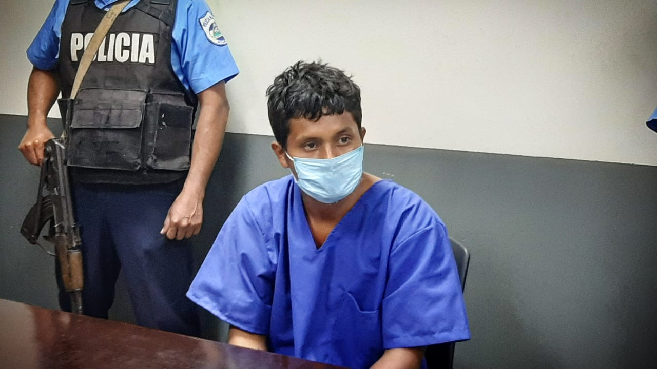Femicida amenazaba con cortarles cabeza a sus dos hijos Managua. Por Jerson Dumas/Radio La Primerísima